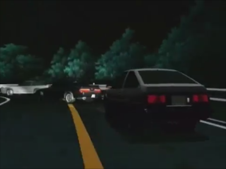 Initial D First Stage 11