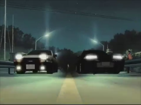 Initial D First Stage 9