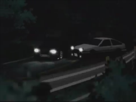 Initial D First Stage 10