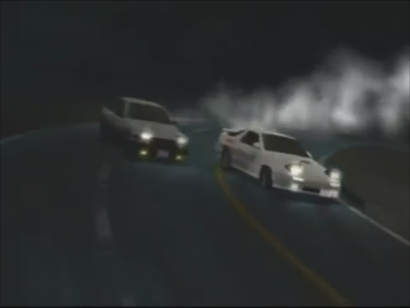 Initial D First Stage 26