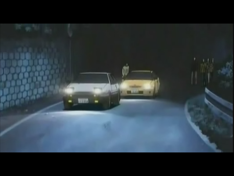Initial D Fourth Stage ACT 3
