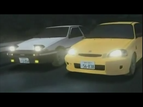 Initial D Fourth Stage ACT 4