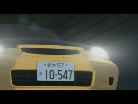 Initial D Fourth Stage ACT 5