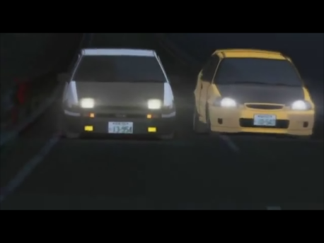 Initial D Fourth Stage ACT 6