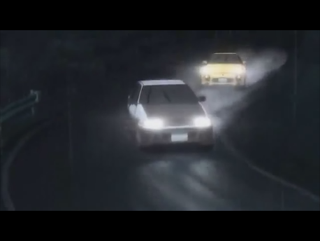 Initial D Fourth Stage ACT  13
