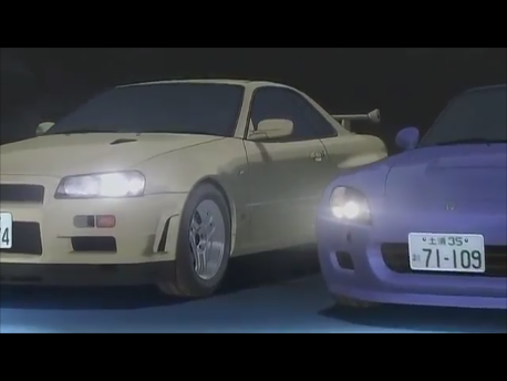 Initial D Fourth Stage ACT  19