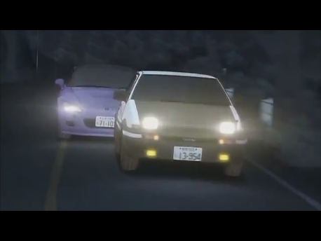Initial D Fourth Stage ACT  22