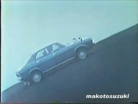 subaru leone CM 1975