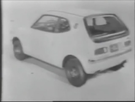 HONDA Z  Commercials 1969