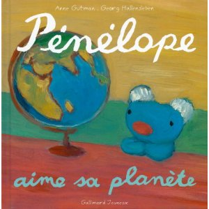 Penelope aime sa planete@アマゾンフランス