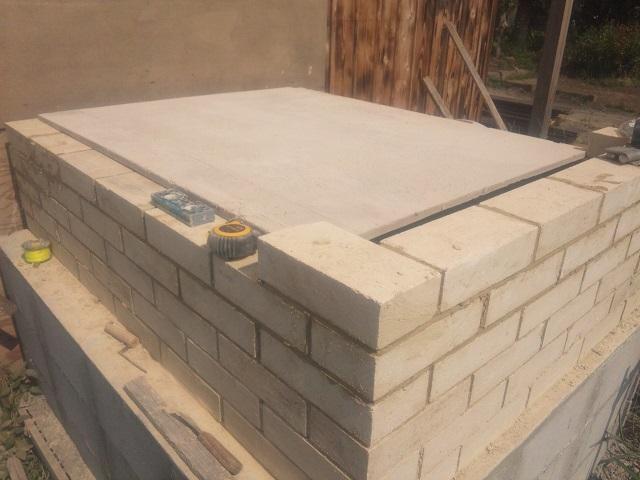 石窯天板2