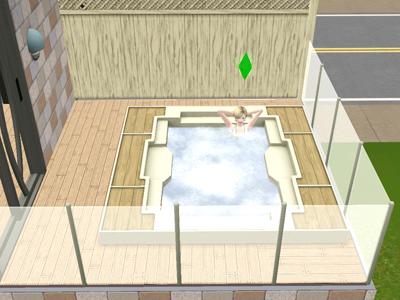 61日露天風呂