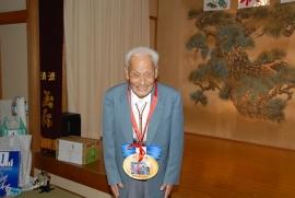 祝108歳!