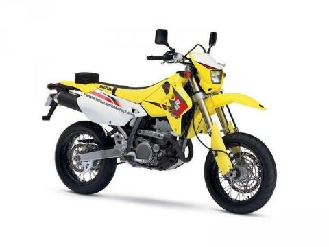 Suzuki DRZ400SM 05 3