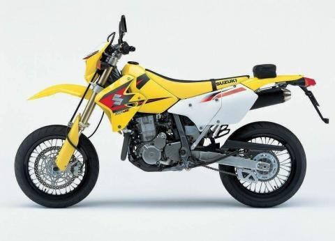 Suzuki DRZ400SM 05