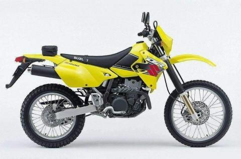 Suzuki DRZ400S 1
