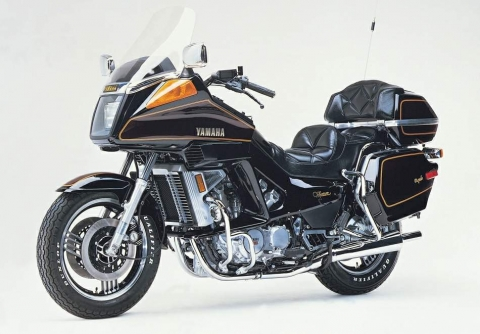 Yamaha XVZ 1200