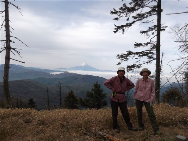08、古札山山頂からの素晴らしい展望