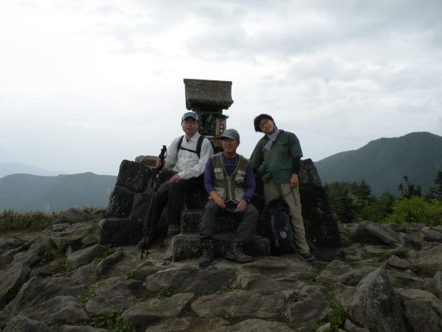06 山頂で記念撮影