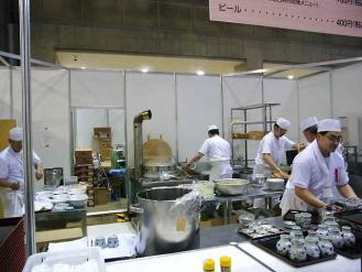 13-4-3 大江戸庵厨房