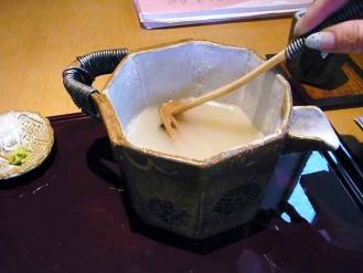 13-4-12 蕎麦湯