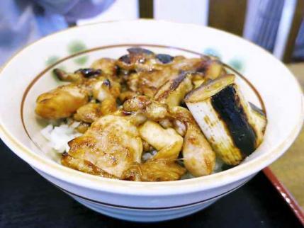 13-5-4 鶏丼