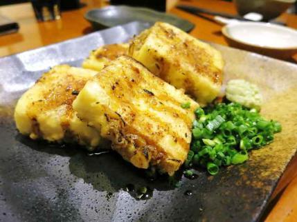 13-5-17 揚げ豆腐