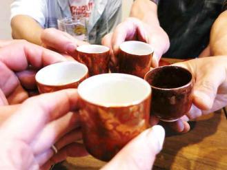 13-6-4 酒乾杯