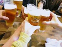 13-6-4 ビア乾杯1