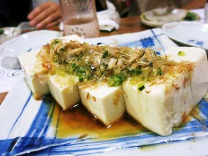 13-6-19夜 豆腐