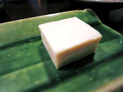 2013-6-26夜 4天豆腐