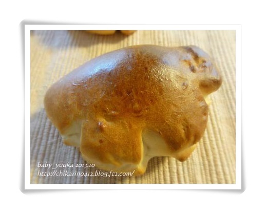 20131017_クリームパン