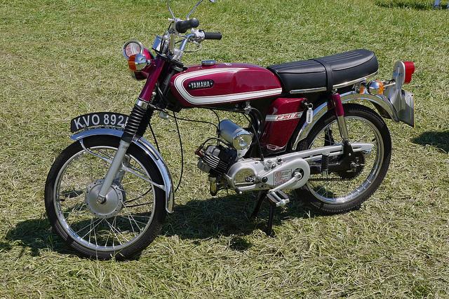 Yamaha FS1E 49cc 1975