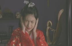 お七の悲鳴に耳をふさぐ桜姫