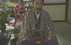 我、吉田家伝来、神君家康公拝領の宮古鳥の掛け軸じゃ