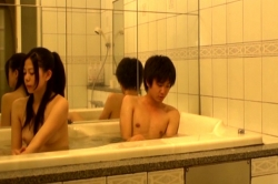 ラブホの浴槽で