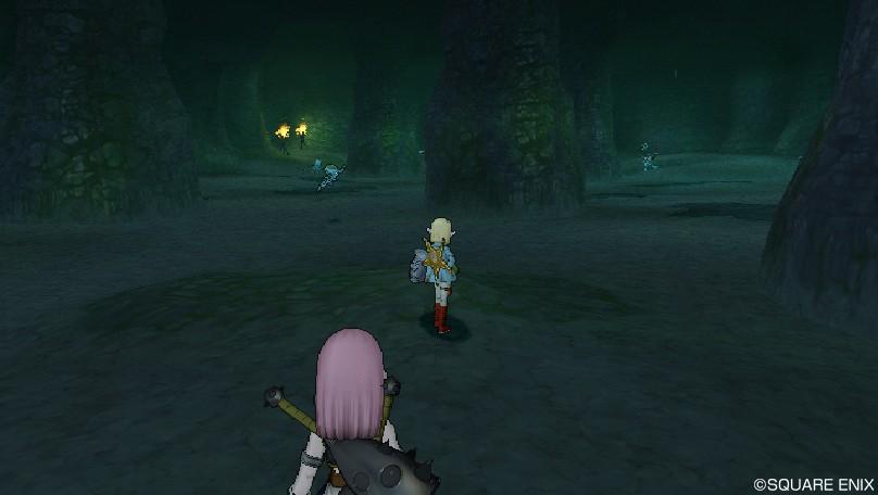 永遠の地下迷宮①