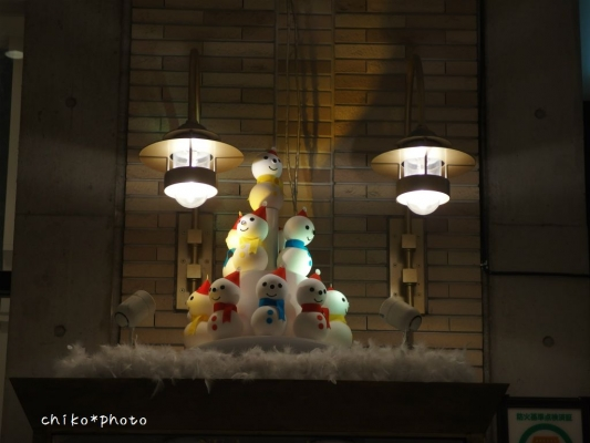 photo-379 Nu chayamachi スノーマン2