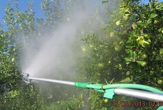 りんご防除