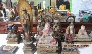 我が家の仏像