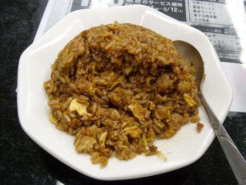 福臨軒・激辛台湾炒飯 具
