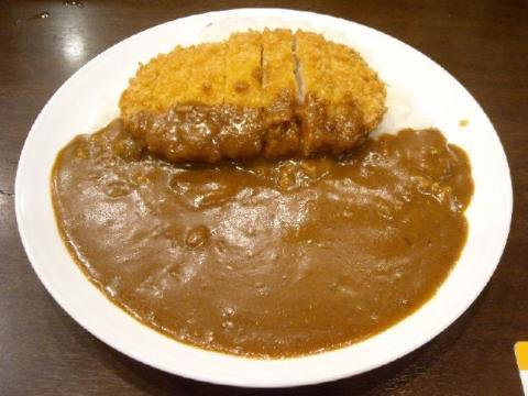 coco壱番屋・ ロースカツカレー