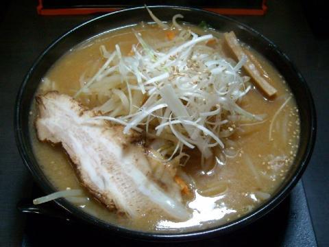 豊・味噌拉麺