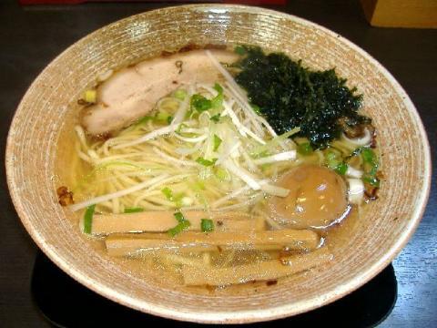 豊・和風白醤油拉麺1