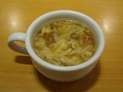 ステーキ宮新潟県庁前店・スープ1