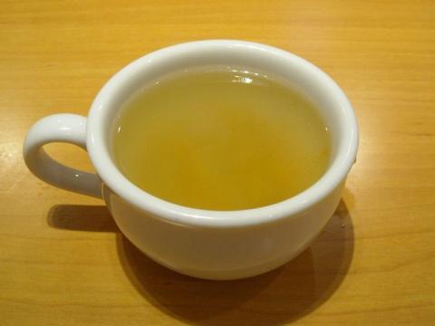 ステーキ宮新潟県庁前店・スープ2