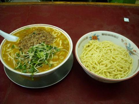 勝龍・タンタンメン特盛1