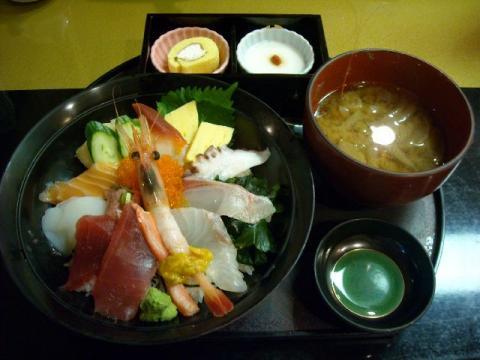 日本海・海鮮丼