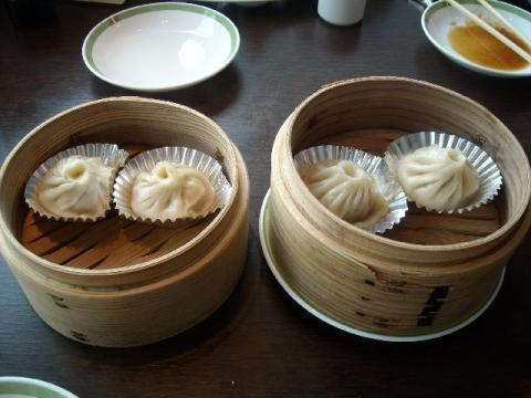 桃季・上海小龍包
