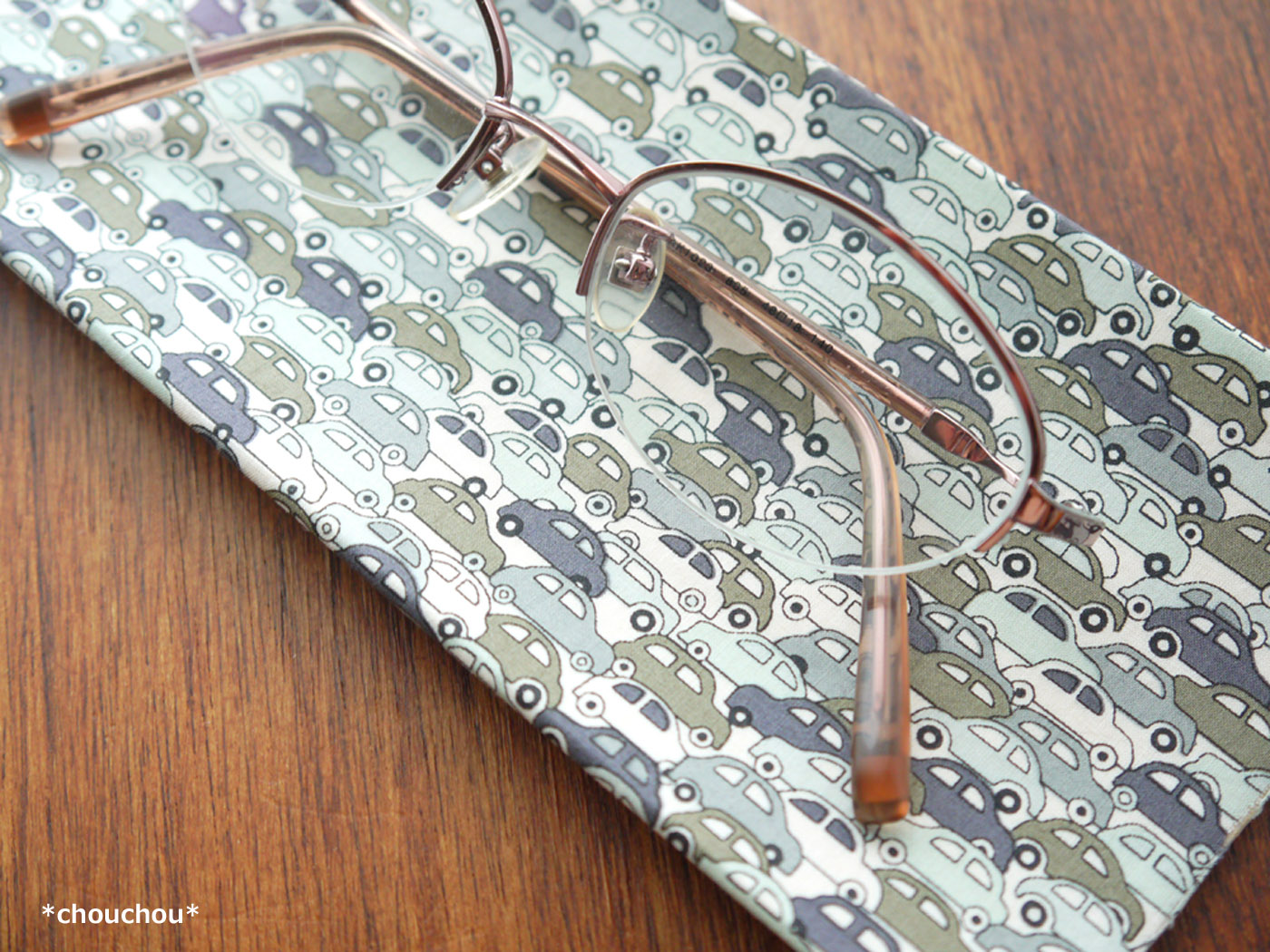 眼鏡トレー カーズ 2